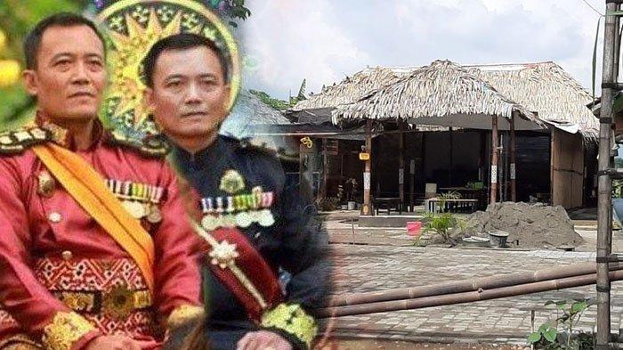 Rumah Raja Keraton Agung Sejagat di Ancol Terbakar, Totok Susanto Sempat Ngontrak di Rumah Petak