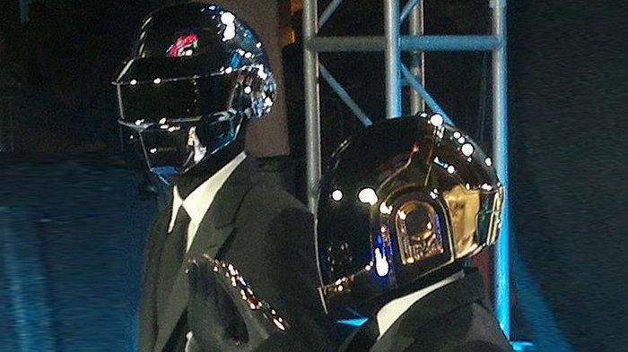 Profil Daft Punk, Bubar Setelah 28 Tahun, Pernah Berkolaborasi Bersama Kanye West hingga The Weeknd