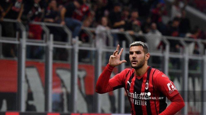 Berita Milan, Krisis Lini Belakang Bertambah, Theo Hernandez Positif Covid, Maignan Menepi 10 Pekan