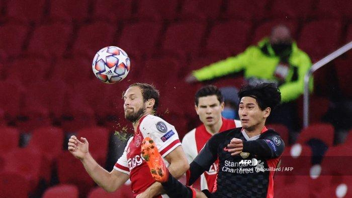 Live Streaming TV Online, Atalanta vs Ajax di Liga Champions, Nonton Link di HP
