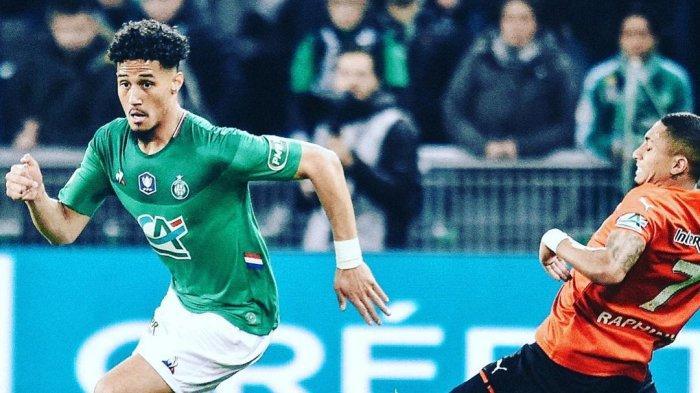 Demi Final Piala Perancis, Saint-Etienne Berharap Kebaikan Arsenal Terkait William Saliba