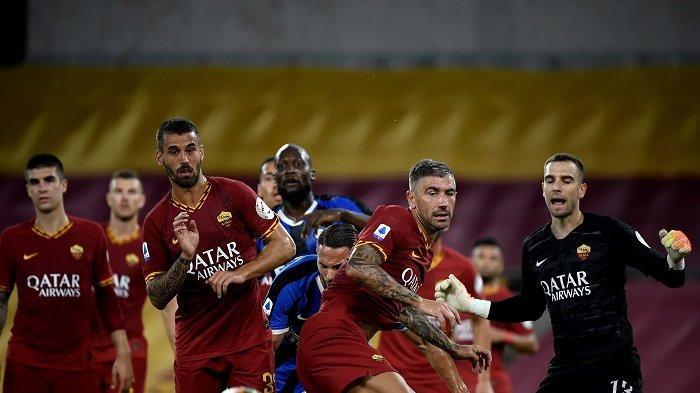 Statistik Menarik AS Roma vs Inter Milan: Giallorossi Belum Kalah di Kandang & Kegarangan Nerazzurri