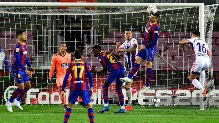 Mumpung Ada Diskon, AC Milan Buka Peluang Lamar Bek Barcelona yang Tak Disukai Lionel Messi