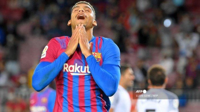Catatan Nyata Hasil Barcelona vs Granada, Era Ronald Koeman yang Kurang Menyakinkan