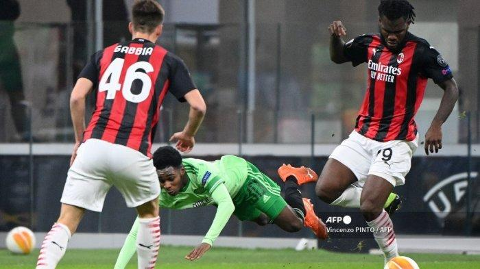 Hellas Verona vs AC Milan Liga Italia Live RCTI: Menanti Magis Franck Kessie si Presiden Rossoneri