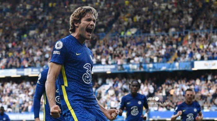 Bek Chelsea asal Spanyol Marcos Alonso