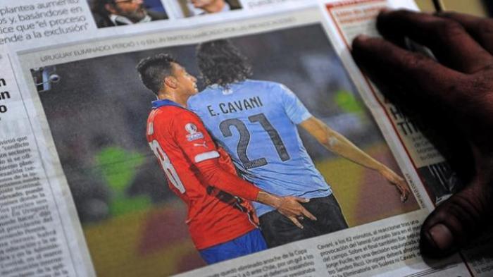 Gonzalo Jara Dipastikan Absen di Final Copa America 2015