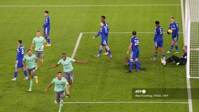 JADWAL Live Streaming Mola TV, Boxing Day Liga Inggris Everton vs Manchester City