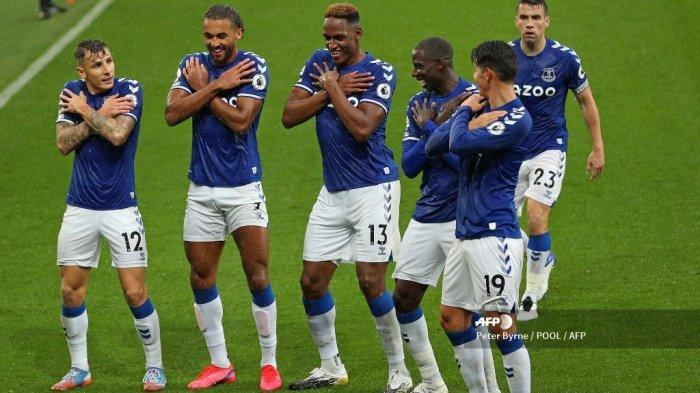 LIVE Streaming TV Online Everton vs West Ham Liga Inggris, Kick Off Pukul 00.30 WIB