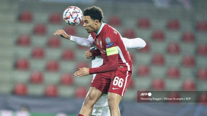 HASIL Liga Champions - Kapten Muda The Reds, Trent Alexander-Arnold Bawa Liverpool ke 16 Besar
