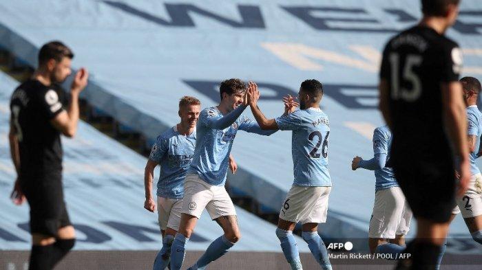 LIVE Streaming Liga Inggris Malam Ini, Manchester City vs Wolves Pukul 03.00 WIB, Ini Link Mola TV