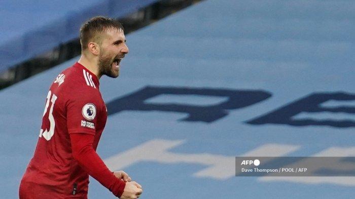 Kembali Dipanggil Timnas Inggris, Luke Shaw Beri Sanjungan Kepada Pelatih Manchester United