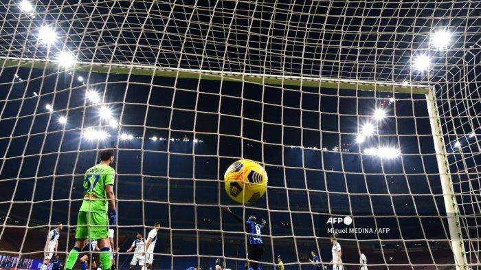 HASIL Liga Italia - Sepak Pojok Jadi Penyebab Kekalahan Atalanta di Kandang Inter Milan