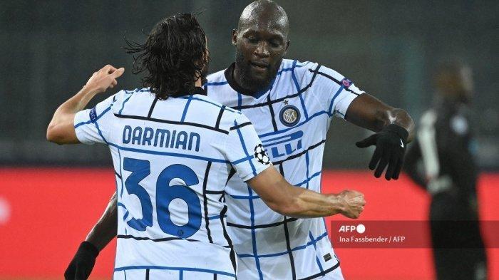 HASIL Liga Italia - Inter Milan Menang Come Back Atas Cagliari, Posisi AC Milan Terus Dipepet