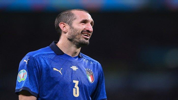 Giorgio Chiellini, Jantung Pertahanan Gli Azzurri Juarai Euro 2021 yang Berstatus Menganggur
