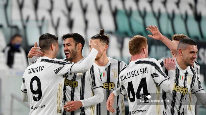 LINK Live Streaming TV Online Juventus vs Spezia Liga Italia Malam Ini, Kick Off Pukul 02.45 WIB