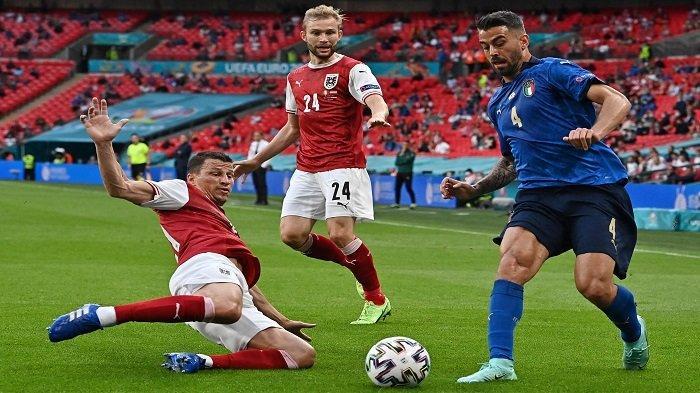 Pemain EURO 2021 Jadi Sorotan: Spinazzola Pelari Cepat, Zuber Pengumpan Jitu