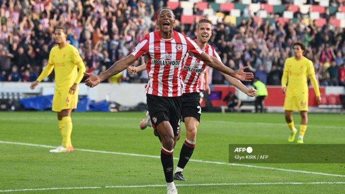 Hasil Brentford vs Liverpool: Pemain Kasta ke-8 Liga Inggris Cetak Gol, Jota Imbangi Tuan Rumah 1-1