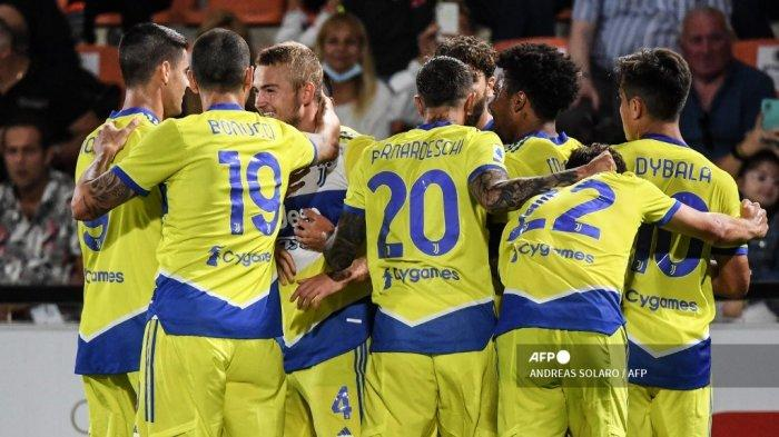 Hasil Liga Italia: Juventus Raih Kemenangan Perdana Musim Ini Usai Tekuk Spezia 2-3