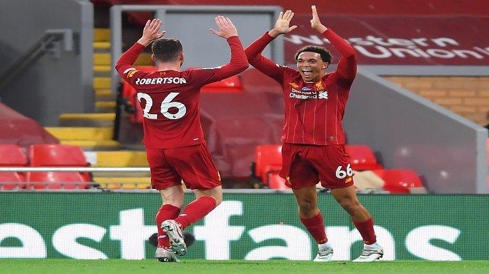 Update Menarik FPL - Poin Potensial Bek Liverpool Terhadang Ancaman Rotasi Jurgen Klopp