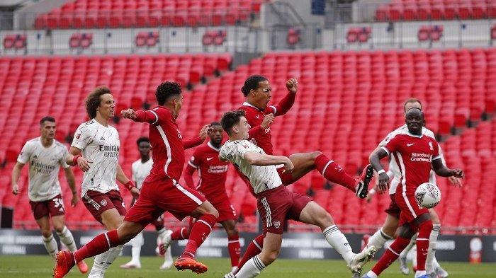 Tanggapan Virgil van Dijk Ketika Liverpool Tumbang di Tangan Arsenal