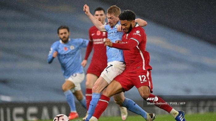 Kabar Buruk bagi Liverpool, Joe Gomez Alami Cedera Parah bersama Timnas Inggris