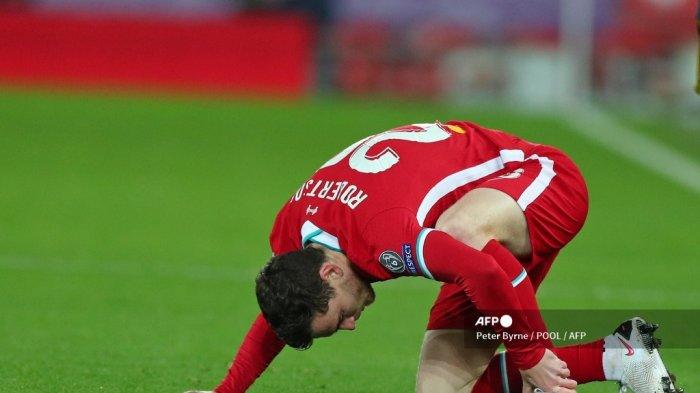 Rumor Perkelahian Sesama Pemain Liverpool, Bek The Reds Merasa Lucu Disebut Kena Tonjok