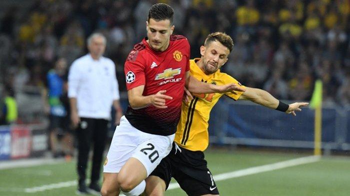 Tak Terpakai di Manchester United, Diogo Dalot Masuk Daftar Beli AC Milan