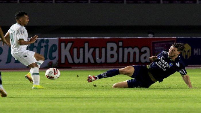 Persib Vs Bali United, Jika Maung Tanpa Nick Kuipers, Igbonefo Yakin Pemain Pelapis Berkualitas