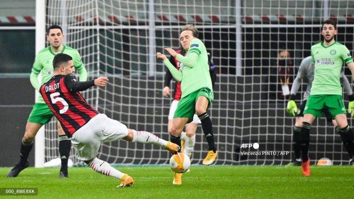 Liga Italia: Fokus Permanenkan Diogo Dalot, AC Milan Enggan Lirik Takehiro Tomiyasu Lagi