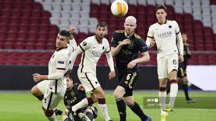 AS Roma vs Manchester United, Liga Eropa: Komitmen Paulo Fonseca Diganggu Badai Cedera