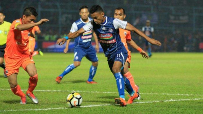 Mundur dari Persebaya, Mantan Striker Arema FC Ini Diisukan Merapat ke Persik Kediri