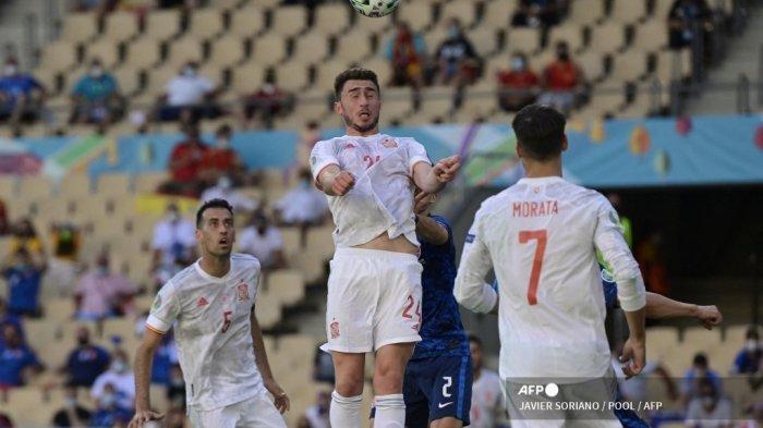 Italia vs Spanyol di Semifinal Euro 2021: Dua Pemain Andalan La Furia Roja Diragukan Tampil