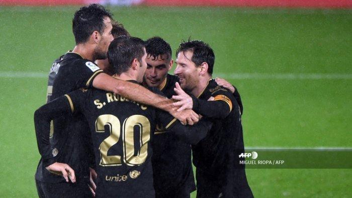 Fakta Menarik Kemenangan Barcelona Bungkam Celta Vigo: Ansu Fati On Fire, Catatan Unik Blaugrana