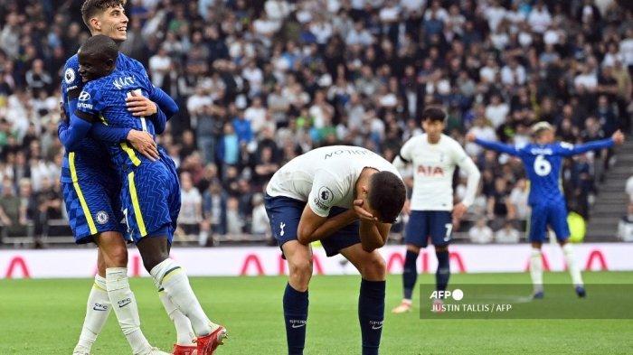 6 Fakta Menarik Hasil Spurs vs Chelsea di Liga Inggris, Mandulnya Kane hingga Capaian Silva & Kante