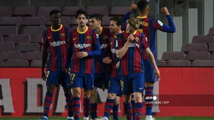 Komentar Koeman seusai Barcelona Bikin Babak Belur Getafe, Singgung soal Perebutan Gelar LaLiga
