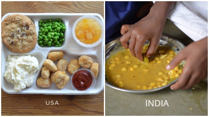 Bikin Pengen Deh! Ini 8 Potret Bekal Makanan Anak Sekolah dari Seluruh Dunia