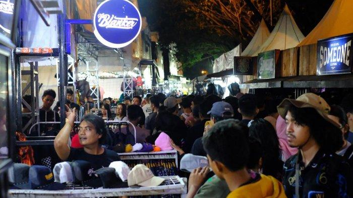 Bekasi Clothing Expo 2019, Tawarkan Diskon Besar-besaran hingga Hapus Tatto Gratis