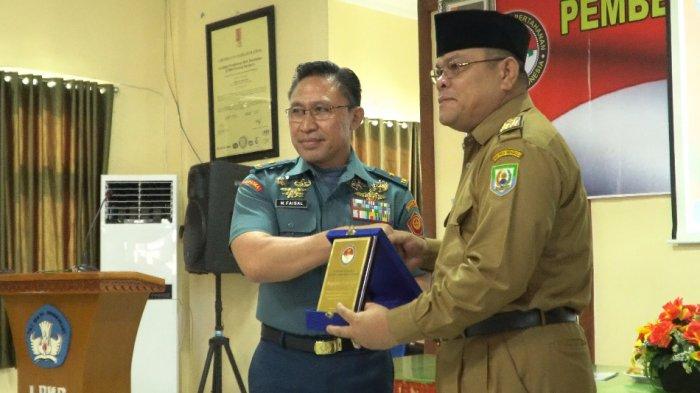 Pembentukan Kader Bela Negara di Bengkulu Tahun 2018