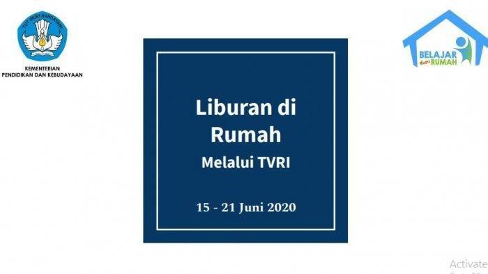 Jadwal dan Link Streaming TVRI Belajar dari Rumah Sabtu 20 Juni 2020, Anak Seribu Pulau: Cirebon