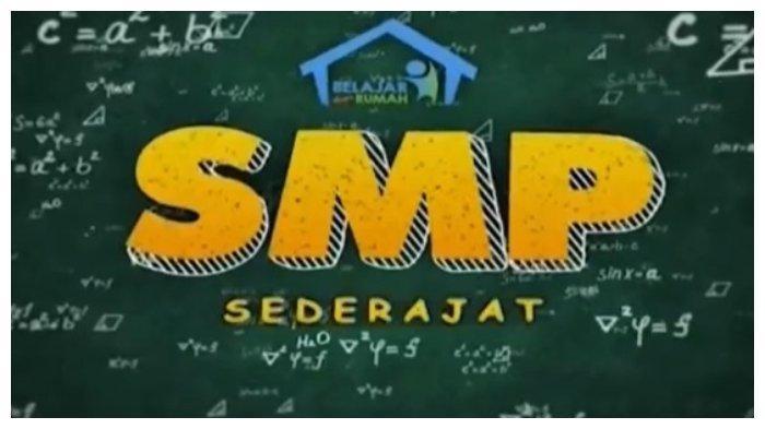 Soal dan Jawaban Belajar dari Rumah di TVRI untuk SMP 29 September 2020: Pertidaksamaan Linear