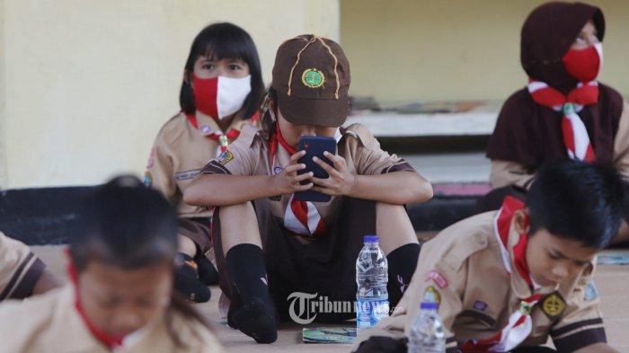 Kegiatan Belajar Mengajar di Sekolah Masih Belum Diperbolehkan selama PSBB Transisi Jakarta