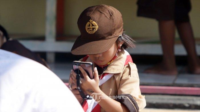 21,7 Juta Nomor Ponsel Siswa Penerima Subsidi Kuota Internet Telah Terdaftar di Kemendikbud