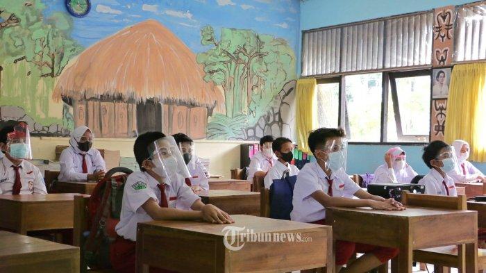 Soal Sekolah Tatap Muka, Satgas Covid-19: Jika Ditemukan Kasus Positif, PTM Harus Dihentikan 3 Hari