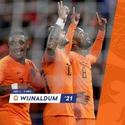 Hattrick Georginio Wijnaldum Bawa Belanda Pesta Gol ke Gawang Estonia