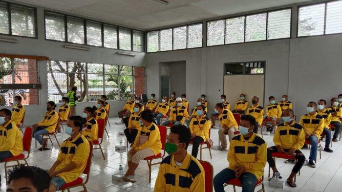 Risma: Kemensos Siapkan Asesmen Bagi Pekerja Migran Bermasalah yang Dipulangkan Dari Malaysia