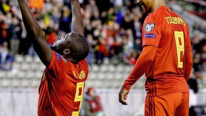 Live Streaming TV Online Rusia vs Belgia Kualifikasi Euro 2020, Lukaku & Hazard Starter