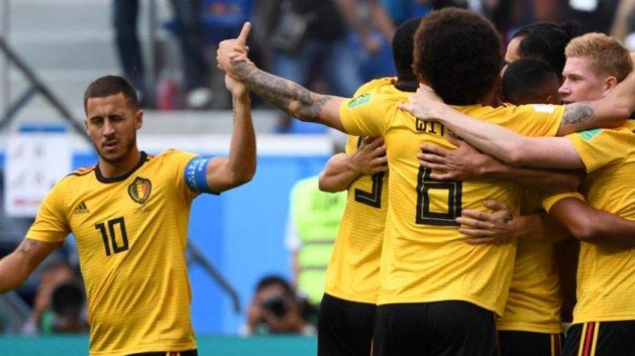 Daftar Tim Peringkat Ketiga Sepanjang Sejarah Piala Dunia: Belgia Negara Ke-14, Jerman Empat Kali