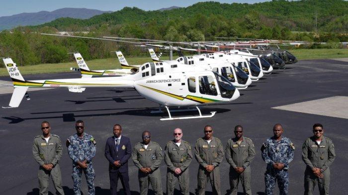 Helikopter Bell 505 Jet Ranger X Produksi ke-300 Dikirim ke Pemesan