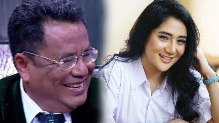 Bella Nova dan Hotman paris di media sosial